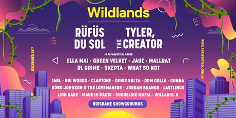 Wildlands 2019 tickets