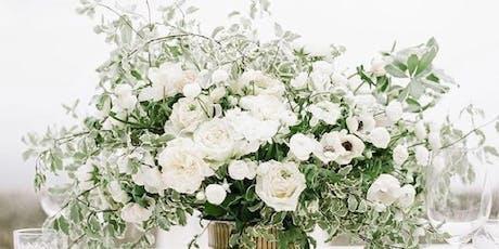 Wedding Ceremony Flowers Workshop tickets