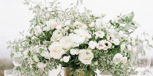 Wedding Ceremony Flowers Workshop