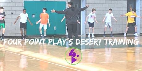 Desert Basketball Training (Middle School) tickets