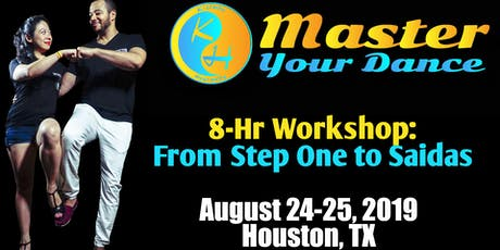Kizomba Master Your Dance Workshop Step One Through Saidas tickets