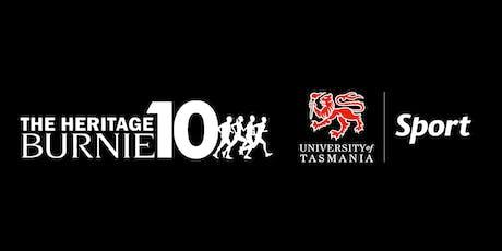 UTAS Run With Us: The Heritage Burnie Ten tickets