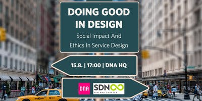 Doing Good in Design: Social Impact And Ethics In Service Design