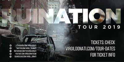 Virgil Donati - Ruination Tour