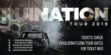 Virgil Donati - Ruination Tour tickets