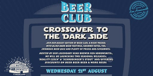 Beer Club - Crossover to the Darkside