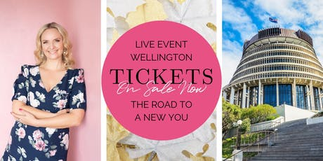 The Road To a New You With Natali Brown - Wellington tickets