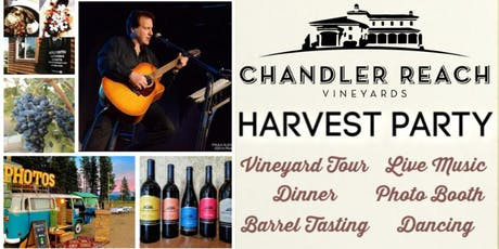 Harvest Party at Chandler Reach Vineyards tickets
