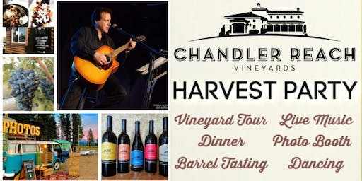 Harvest Party at Chandler Reach Vineyards