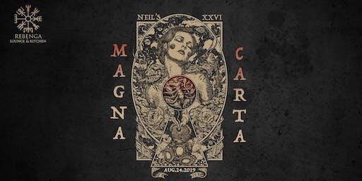 Rebenga presents: Magna Carta