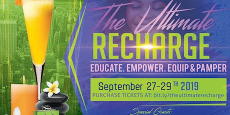 The Ultimate Recharge Conference tickets