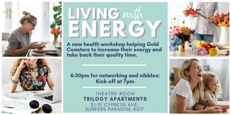 Living with Energy Workshop tickets