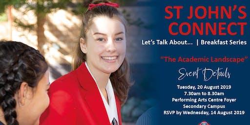 St John's Let's Talk About...