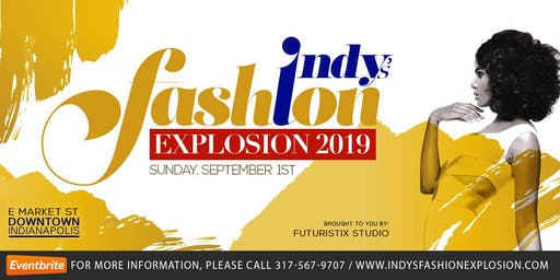Indy's Fashion Explosion 2019