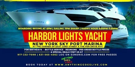 "DJ NORIE ""REP WHERE YOU'RE FROM"" ANYTHING GOES LIVE EDITION AFTER WORK BOAT... tickets"