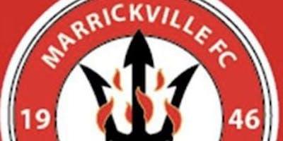 EISS Super Senior Presentation- Marrickville FC