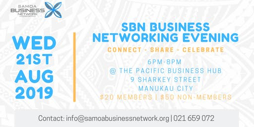 SBN August Networking Evening