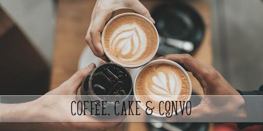 Coffee, Cake & Conversations