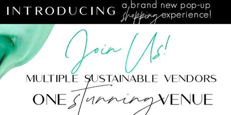Conscious Collective Phx: sustainable fashion + local art pop-up tickets