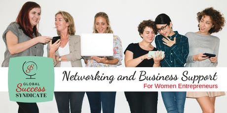 Global Success Syndicate Networking and Business Support for Women tickets