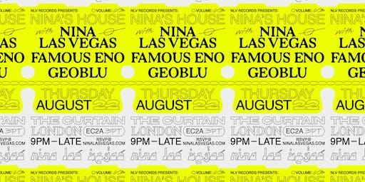 NLV Records Presents: Nina Las Vegas, Famous Eno & Geoblu
