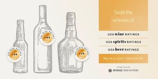 USA Wine, Spirits and Beer Ratings Winners Tasting