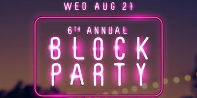 Encore Beach Club Block Party