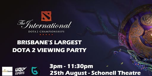Dota 2: The International 2019