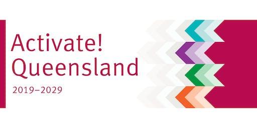 Activate! Queensland: Agency Briefing - Logan