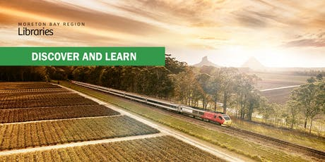Queensland Rail Travel - Woodford Library tickets