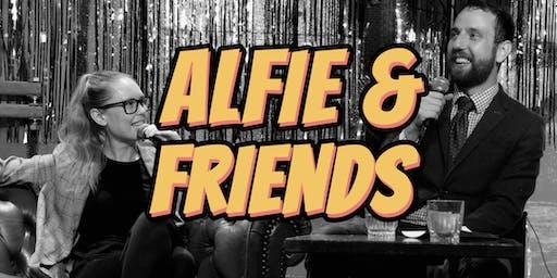 Alfie & Friends - Live Comedy