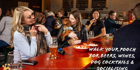 Fathers Day Puppy Pub Crawl - South/Port Melbourne tickets