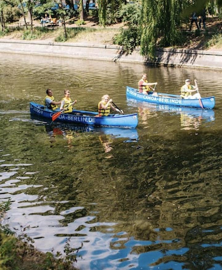 Canoe Berlin Blockchain Week +  Biergarten with Celo image