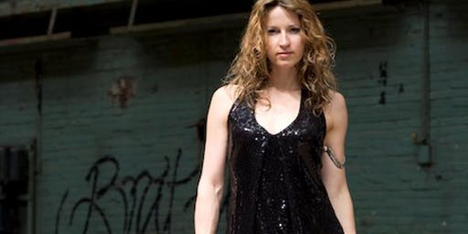 Ana Popovic w/ Shaw Davis & the Black Ties live at