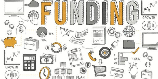 Funding and Financial Strategy Consultation Services at Plexal - 7 November