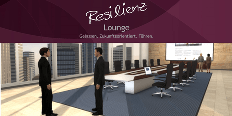 3. Resilienz Lounge Tickets
