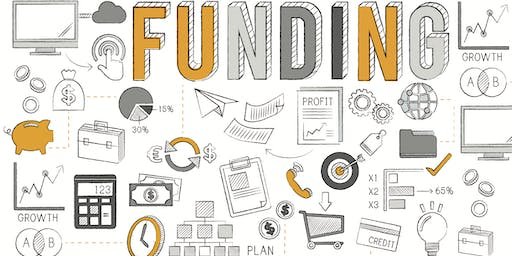 Funding and Financial Strategy Consultation Services at Plexal - 12 November