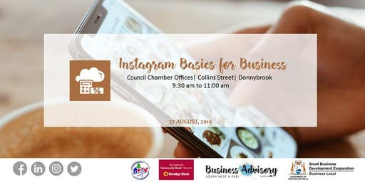 Instagram Basics for Business | Donnybrook
