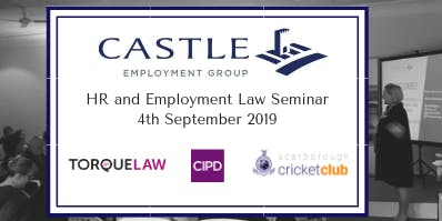 Castle's HR & Employment Law Seminar