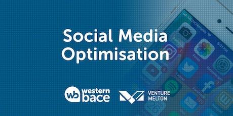 Social Media Optimisation – 5 Strategy tips to follow tickets