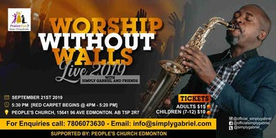Worship Without Walls Live 2019