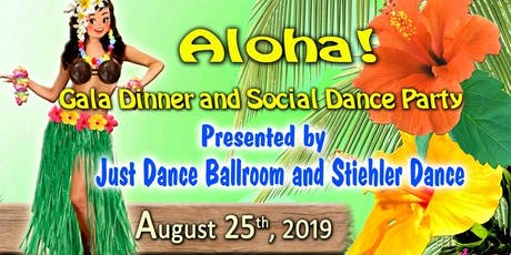 Just Dance Multi Style Showcase and Luau Dinner tickets