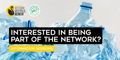 Albany Container Deposit Scheme Information Session