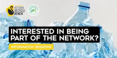 Bunbury Container Deposit Scheme Information Session