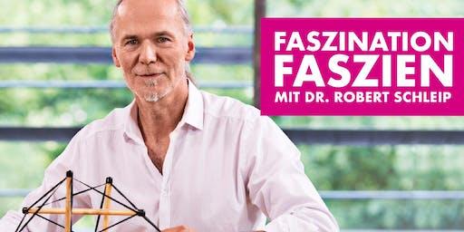 Faszination Faszien mit Dr.Robert Schleip