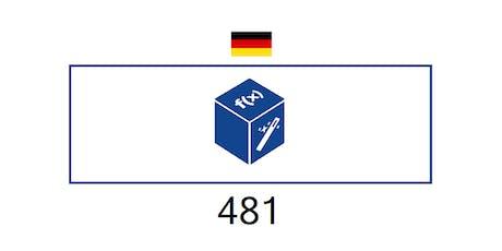 Jedox Business Logic Expert Schulung (2 Tage) - Frankfurt(de) Tickets