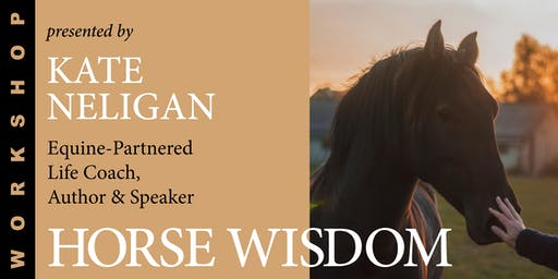 Horse Wisdom Workshop - Allendale, NJ