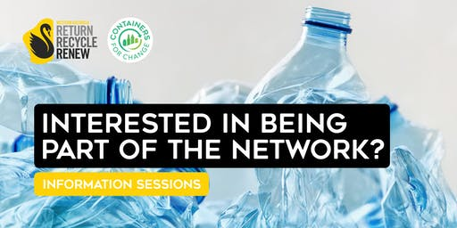 Bunbury Container Deposit Scheme Information Session