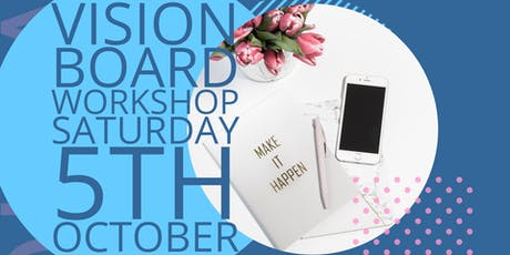 Vision Board Workshop with Gemma Kattana tickets