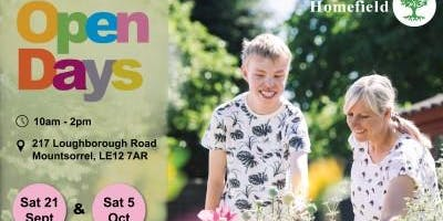 Homefield College Open Day